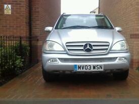 Mercedes Ml350+Lpg