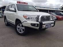 2014 Toyota LandCruiser Wagon SAHARA V8 TURBO DIESEL Webberton Geraldton City Preview