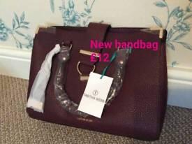 New Tabattha Webb handbag