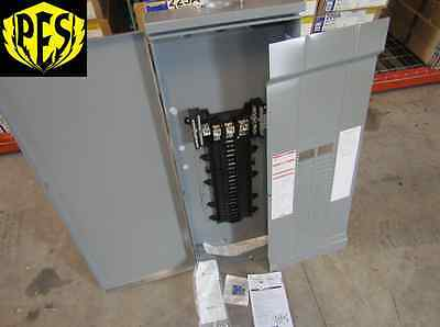 New Square D Qo342l225grb 3 Phase 225 Amp Outdoor Mlo Load Center Panel Qo 42