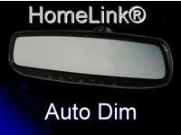 Gentex Homelink® Compass Backup Cam Mirror Plug /& Play Kit-Hyundai//Kia Vehicles