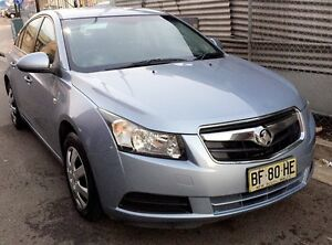 2009 Holden Cruze sedan manual 4cyl Liverpool Liverpool Area Preview