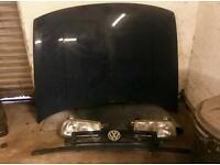 Phase 2 vw vento front end