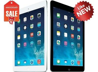 Apple iPad Air 1st WiFi + Cellular Unlocked I 16GB 32GB 64GB 128GB I Gray Silver