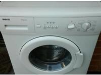 Beko washing machine in new condition