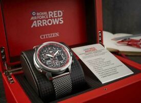 Citizen Red Arrows Limited Edition Navihawk A.T Men's Watch