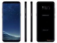 Samsung Galaxy S8+ Plus Duos, Dual-sim, Brand new, G955FD, Midnight black, 64gb