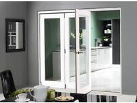 Brand new Vu Bi-fold doors