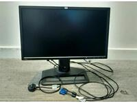 HP ZR22w full HD monitor