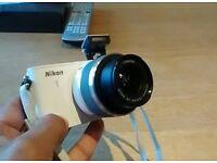Nikon 1 j3 nikkor zoom lens