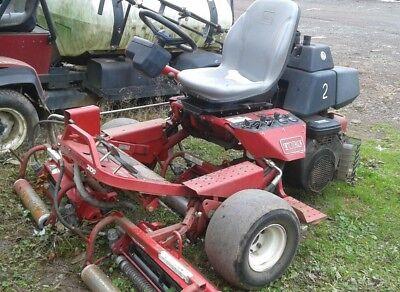 Toro Greensmaster 3100 Triplex Riding Putting Green Mower