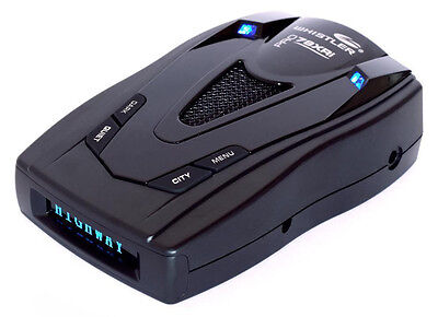 PRO78XRI  WHISTLER RADAR LASER DETECTOR EUROPE MODEL SPEED POLICE INTERNATIONAL