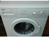 Beko washing machine good working order