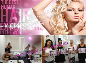 Russian Human Hair Extension Lady Monaco Training Courses Melb Hawthorn Boroondara Area Preview