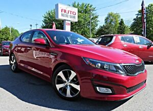 KIA Optima 2015  EX LUXE CUIR NAVIGATION CAMERA DE RECUL