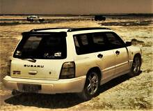 1999 Subaru Forester gt *few goodies* 140xxxkm on motor Adelaide CBD Adelaide City Preview