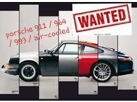 Looking for Porsche 911 / 964 / 993