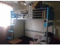Cabin/Loft bed - single size