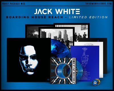 Third Man Records Vault 35 Jack White Boarding House Reach Vinyl Record LP Album