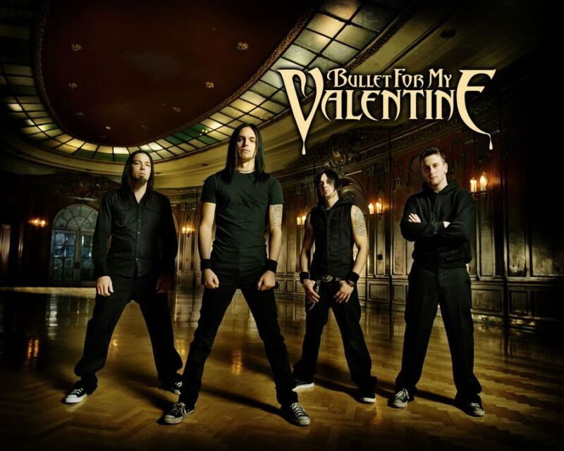 Bullet For My Valentine Music Poster 17