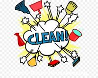 Cleaner available!!