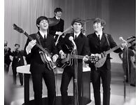 GUITARIST / BASSIST WANTED for BEATLES / 60s COVERS BAND
