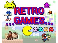 Buying retro computer games & consoles, Sega, Nintendo, Playstation etc