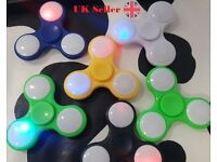 !!!!Clearance!!!!JOBlot Wholesale LED fidget spinner **from £0.99**