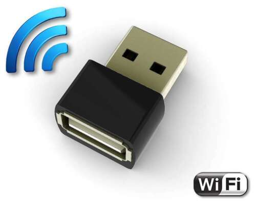 USB Hardware Keylogger with WiFi and 16MB Flash