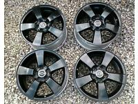 Chevrolet cruze alloy wheels set