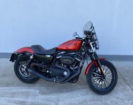Harley-Davidson 883N XL Iron (2013) Low Miles, Excellent Condition.