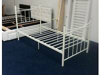 £40 - single bed frame - delivery available