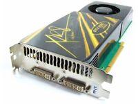 Geforce 260 GTX GDDR3 896MB 448 Bit PCI-E Graphics Card Dual DVI