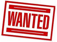 WANTED: NEW/USED BOXED CAMERA/LENS NIKON D300 D500 D750 D610 D7200 CANON EOS 5D 6D 7D 70D 80 750D