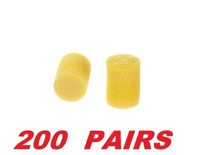 3M 310-1001 EAR Classic Uncorded Earplugs Individually Boxed Various Quantities