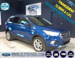 FORD ESCAPE SE 2017, AWD, ECOBOOST 2.0L