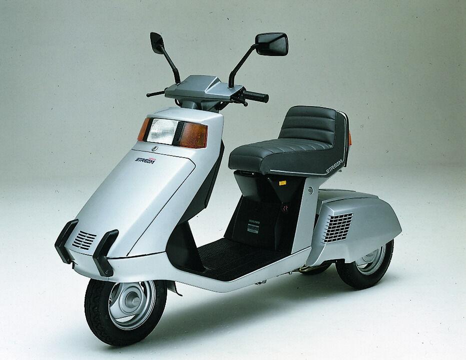 Скутер Honda Gyro-X - sagamoto.ru