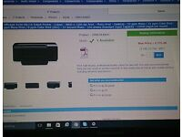 HP Officejet 6100 ePrinter A4 Colour Inkjet Printer