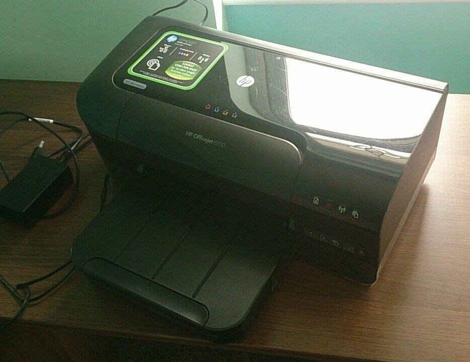 HP Officejet 6100 EPrinter A4 Colour Inkjet Printer In New Condition