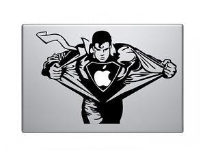 Superman-Vinyl-Decal-Sticker-Skin-for-Apple-MacBook-Pro-Air-Mac-13-inch