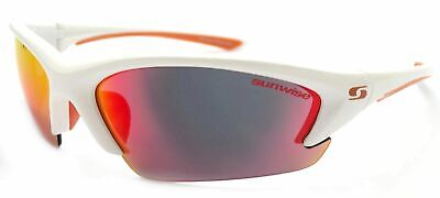Sunwise Gafas de Sol Equinox RM + Intercambiable Lentes Blanco con Naranja...