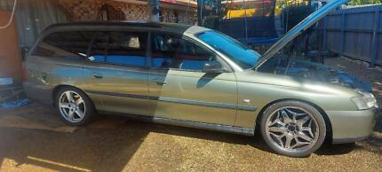 2002 Holden Commodore EXECUTIVE Automatic Wagon Brisbane City Brisbane North West Preview
