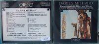 Darius Milhaud - Kammermusik Fur Blaser Und Klavier - 1 Cd N.2510 -  - ebay.it