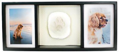 Makins Clay Memory Frame Kit Pet Dog Cat Paw Print Impression Memorial Keepsake