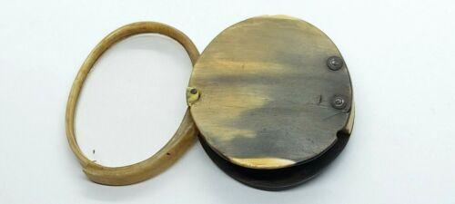 Large Antique Loupe Magnifier