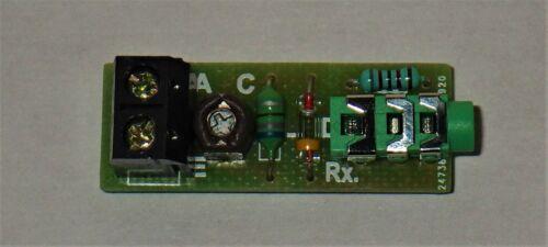 Crystal radio Micro design circuit board only DIY Solder kit