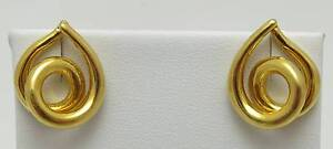20 Carat Yellow Gold Earrings. H4615 Kingston South Canberra Preview