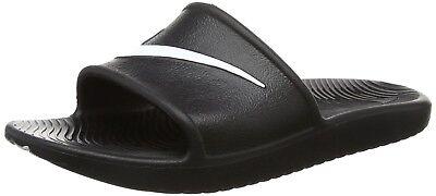 Men's Nike Kawa Slides Flip Flops Sandals Pool Slippers Beach Fitness Shoes