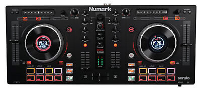 Numark Mixtrack Platinum 4-Ch. Serato DJ Controller w/ Jog Wheel Display, USB for sale  Shipping to South Africa