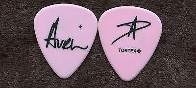 AVRIL LAVIGNE 2002 Let Go Tour Guitar Pick!!! custom concert stage Pick #6